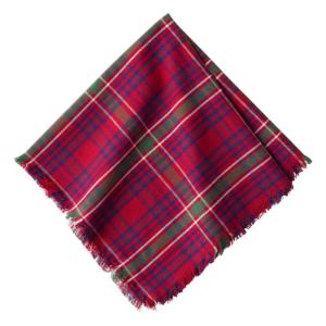 Juliska Christmas Tartan Red Napkin