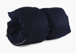 Hedgehouse Throw Bed-Solid in Traditional Navy