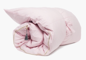 Hedgehouse Throw Bed-Chatham Gingham in Pink