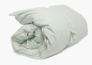 Hedgehouse Throw Bed-Lyford Seersucker In Lime
