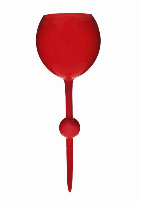 The Beach Glass-Red-Acrylic Outdoor Drinkware