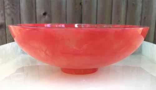 Lily Juliet Sorrento Bowl Pink
