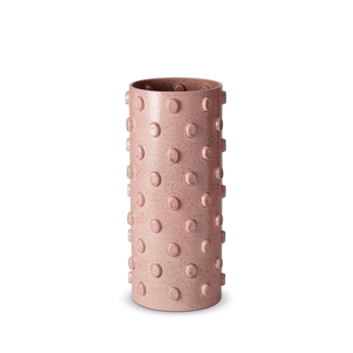 Teo Vase - Large Pink