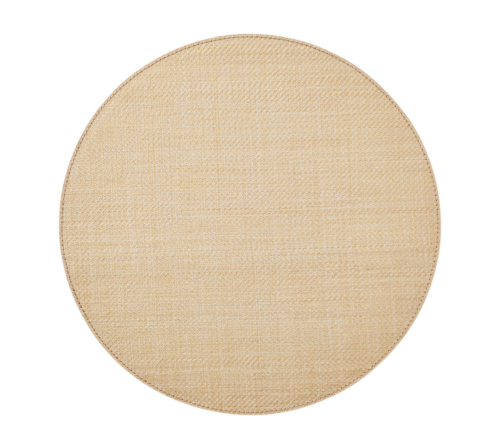 Kim Seybert PROVENCE PLACEMAT IN NATURAL