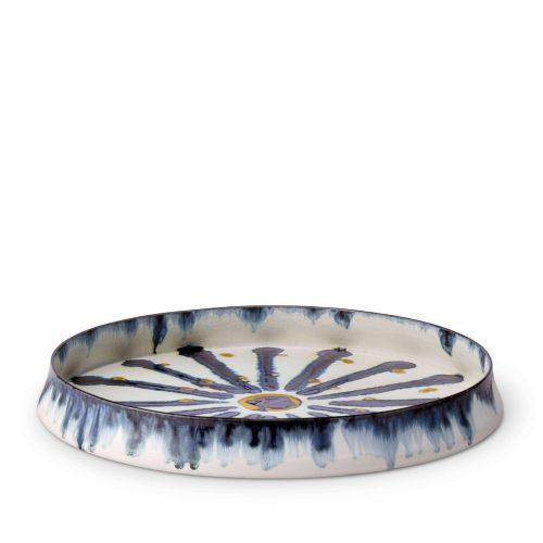 L'Objet -Bohême - Round Platter - Large