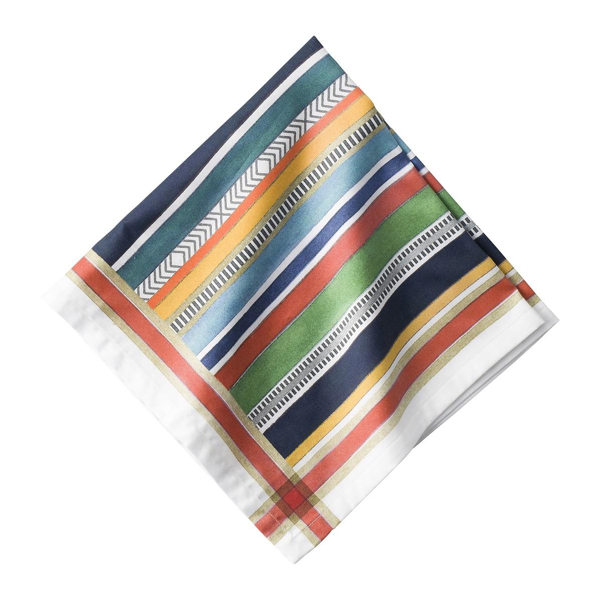 Juliska Basque Stripe Napkin