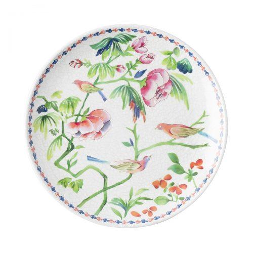 Juliska Lalana Floral Melamine Dessert/Salad Plate