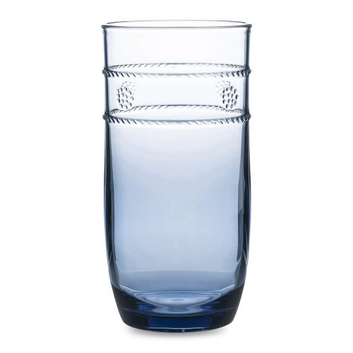 Isabella Acrylic Blue Large Beverage