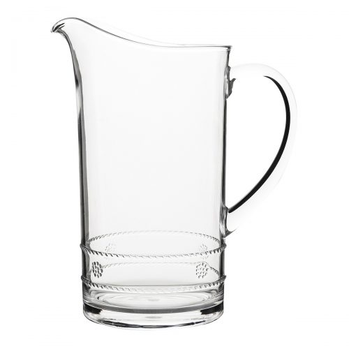 Juliska Isabella Acrylic Pitcher