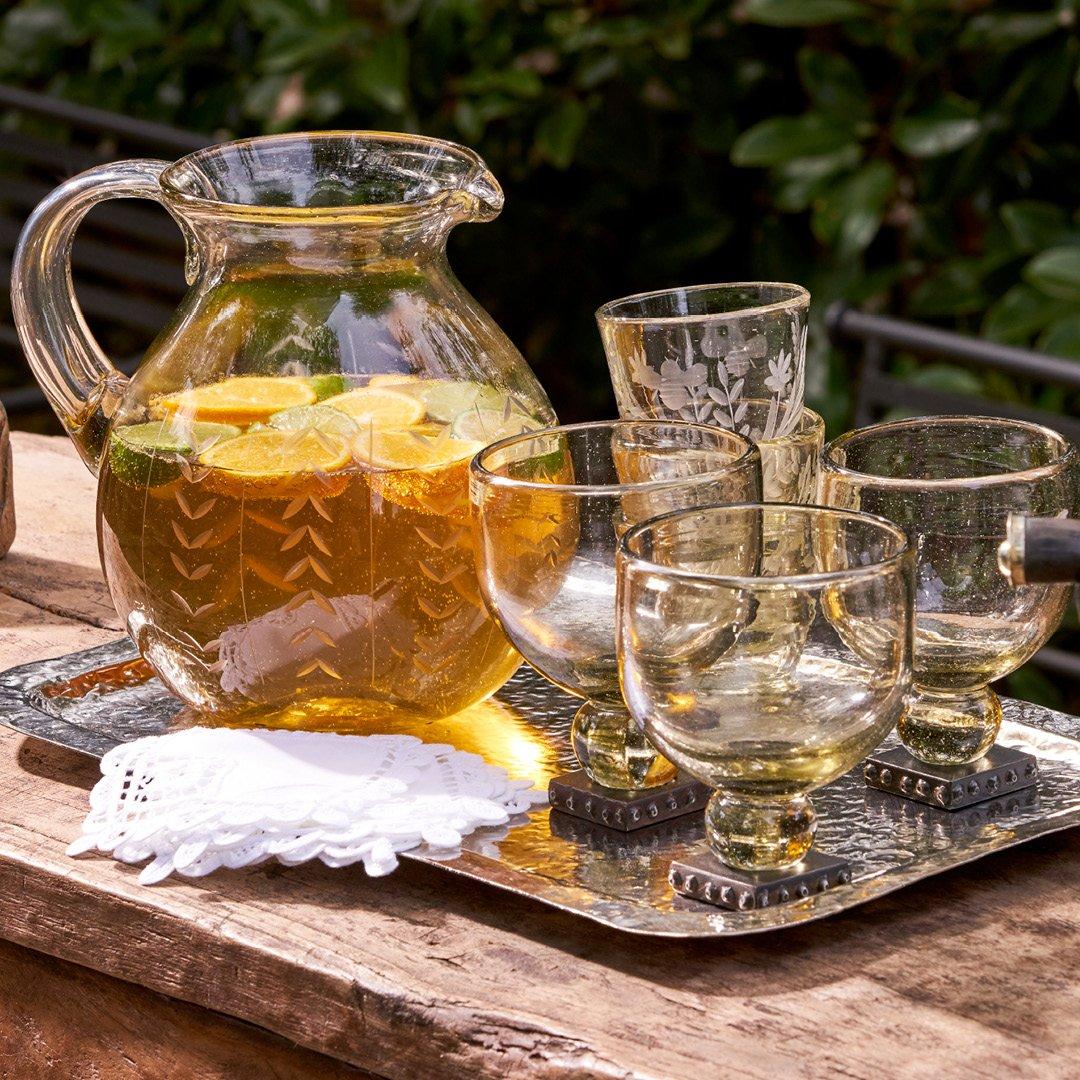 Jan Barboglio Glassware