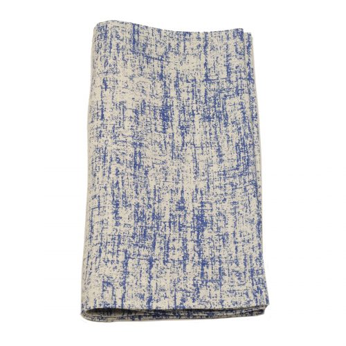 Tina Chen Designs Napkin Blue Weave