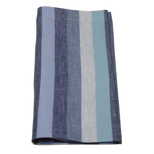 Tina Chen Designs Napkin Stripes in Blue