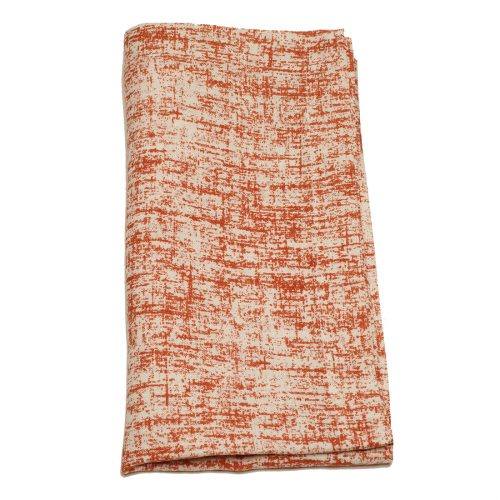 Tina Chen Designs Napkin Red Weave