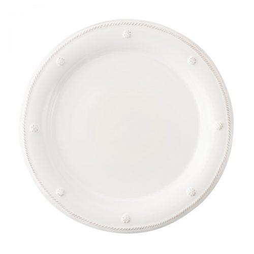 JULISKA Berry & Thread Whitewash Dessert/Salad Plate