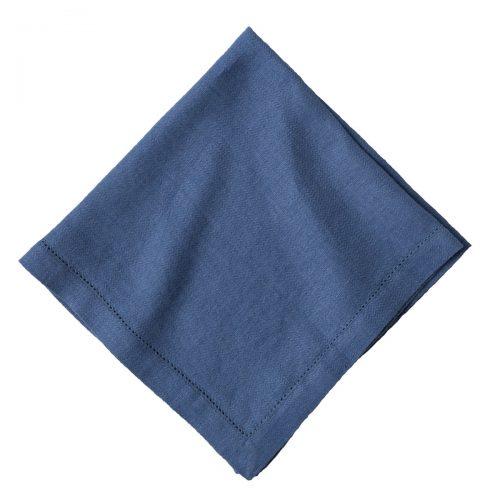 Juliska Heirloom Linen Delft Blue Napkin