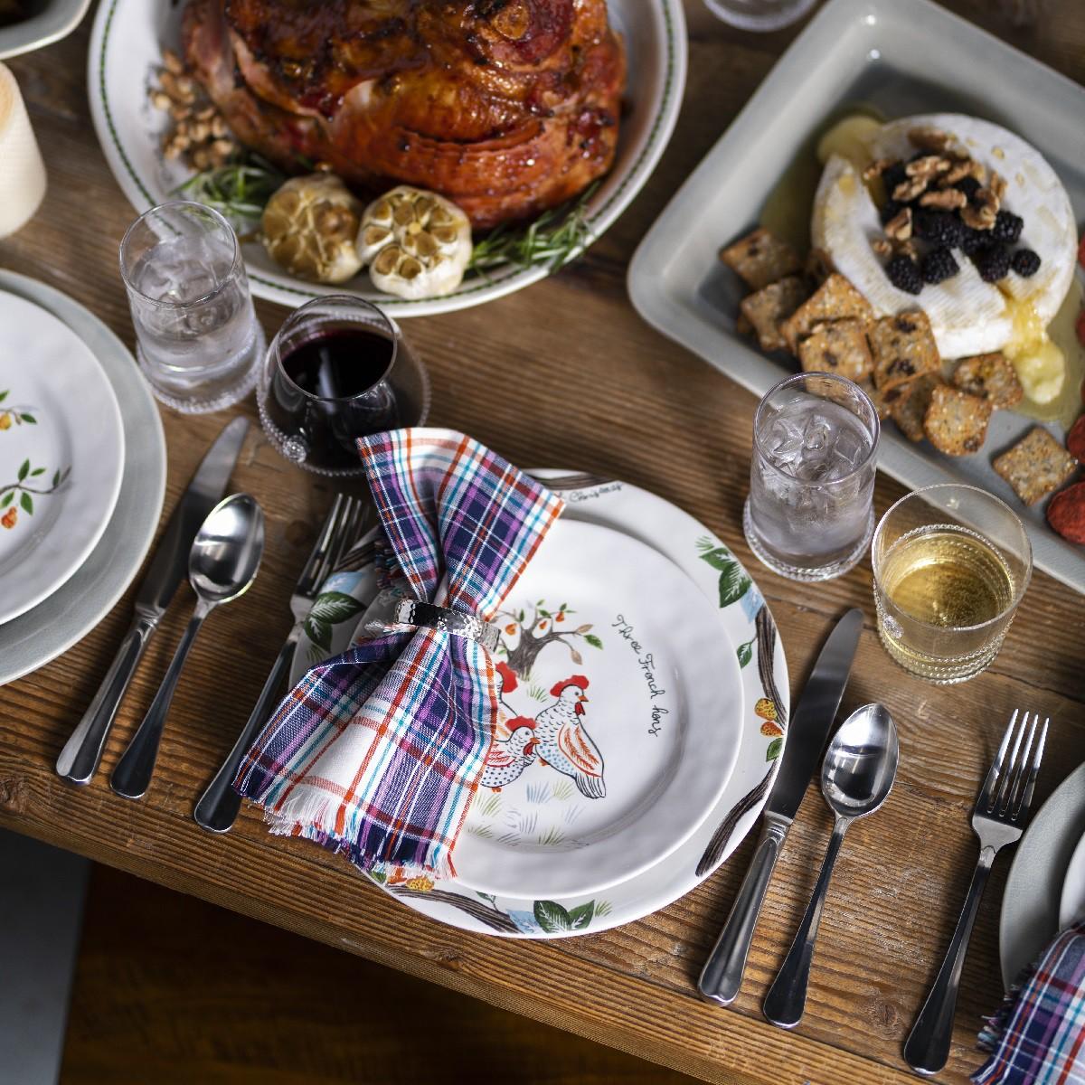 Juliska Twelve Days of Christmas Dinner Plate