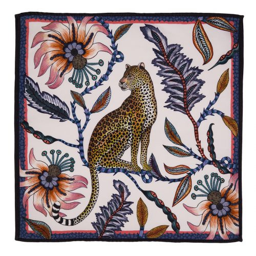 Ardmore Leopard Frost Napkin