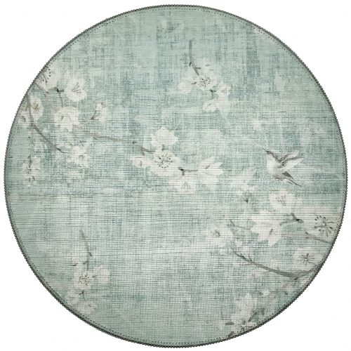 Nicolette Mayer-BLOSSOM FANTASIA SKY ROUND PLACEMAT