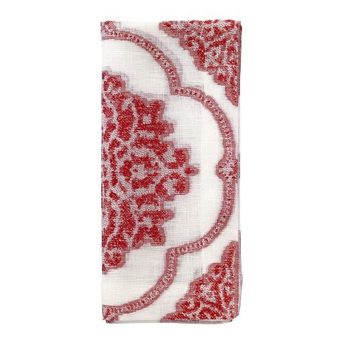 Bodrum Corte Red Napkin