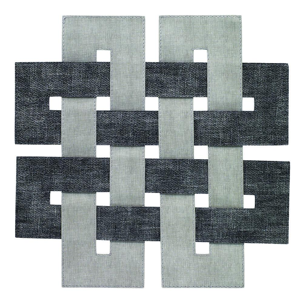 Bodrum Easy Care Placemat Celtic Grey