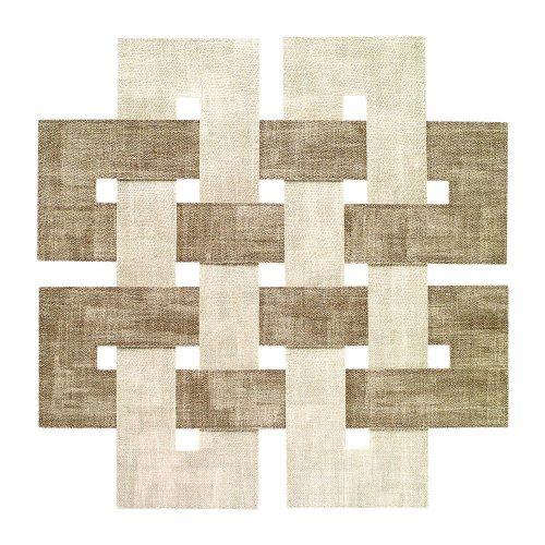 Bodrum Easy Care Placemat Celtic Sand Birch
