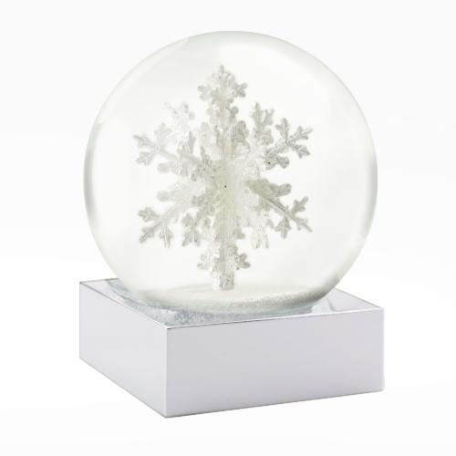 Snow Globes-Snowflake