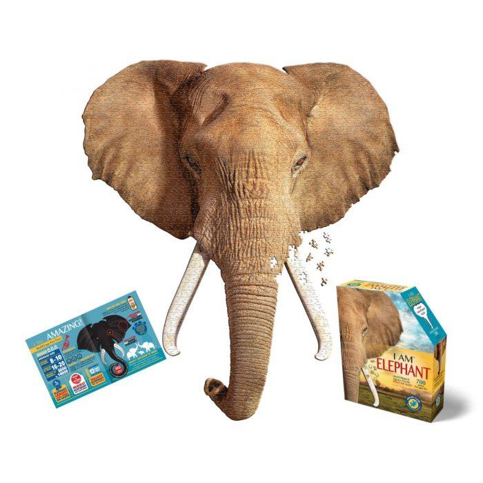 Madd Capp Puzzle: I AM Elephant