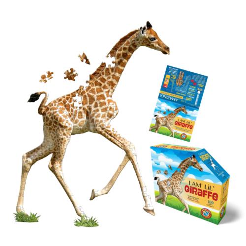 Madd Capp PuzzleJr.: I Am Lil' Giraffe