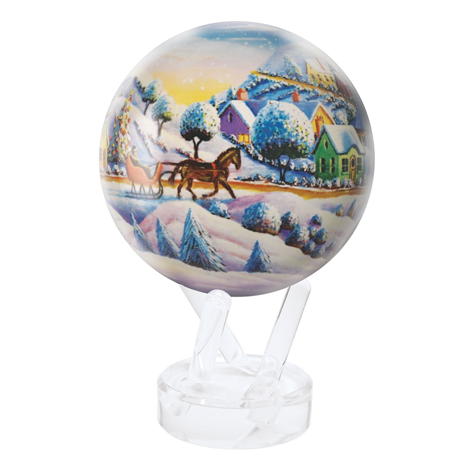 HOME FOR THE HOLIDAYS Mova Globe 4.5""
