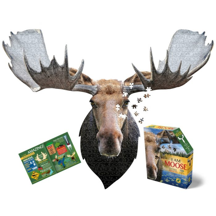Madd Capp Puzzle: I AM Moose