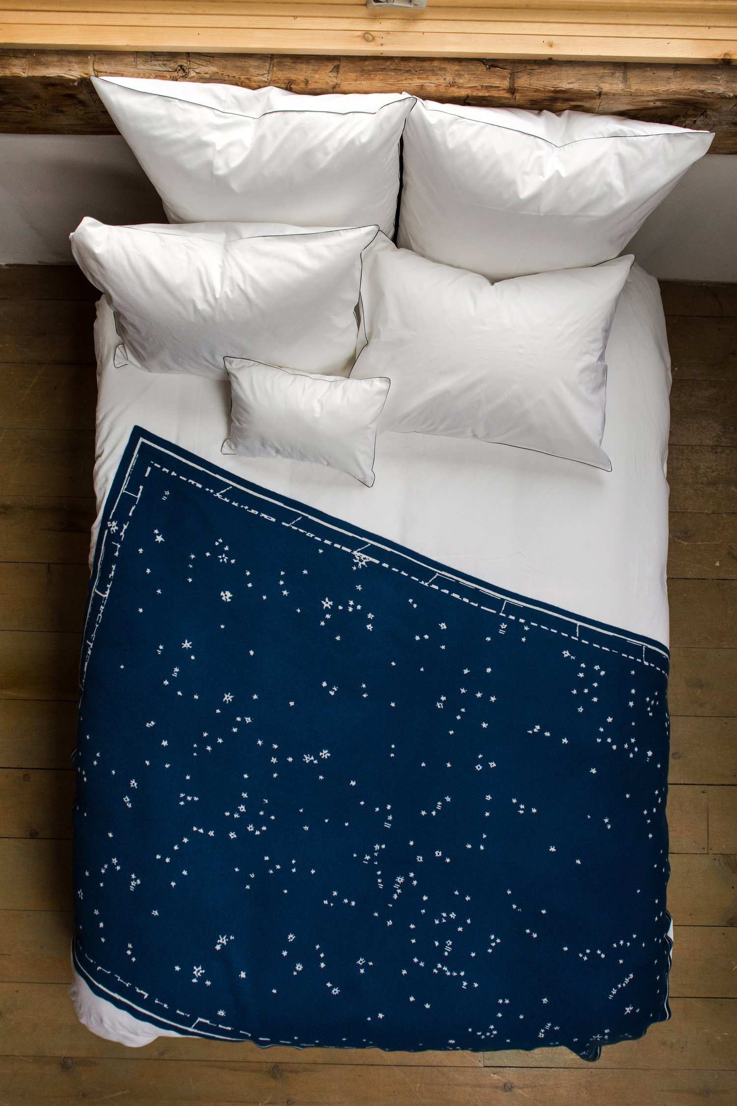 Saved NY-CONSTELLATION-Cashmere Throw