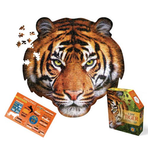 Madd Capp Puzzle: I AM Tiger