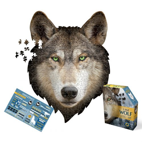 Madd Capp Puzzle: I AM Wolf