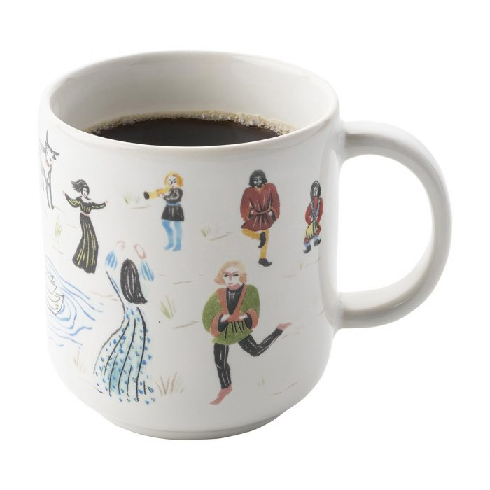 Juliska Twelve Days of Christmas Mug