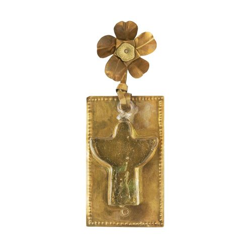 JAN BARBOGLIO ANGEL ORNAMENT