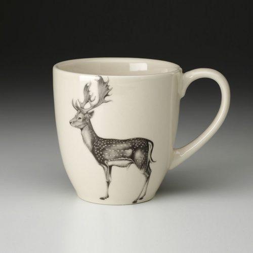 Laura Zindel Mug: Fallow Buck