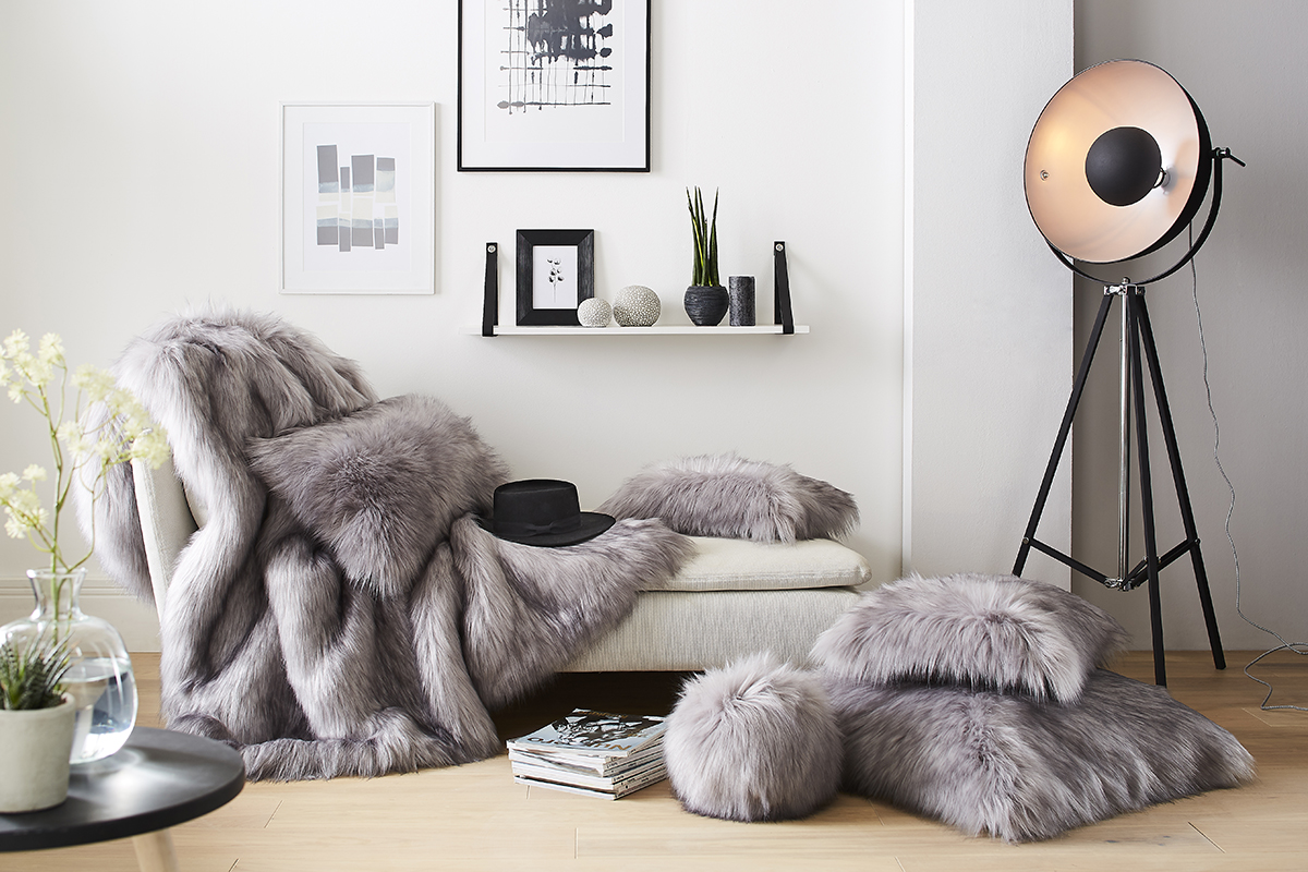 Evelyne Prelonge Faux Fur
