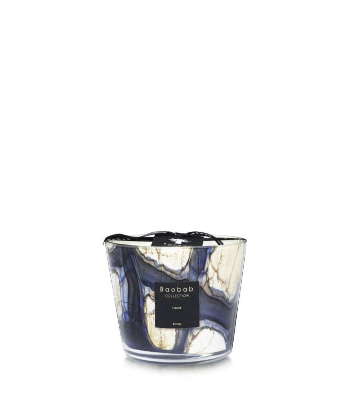 Baobab Candle Collection-RACINE - LAZULI - 3.9″