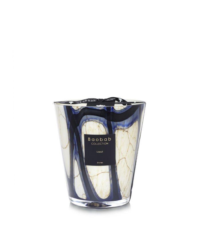 Baobab Candle Collection-RACINE - LAZULI - 6.3″