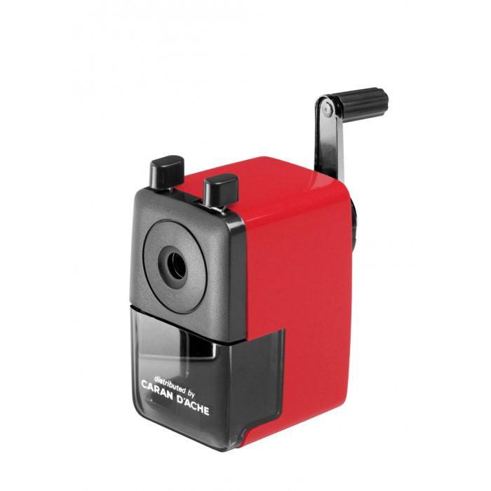 Caran D'ache Pencil Sharpening Machine – Red Models