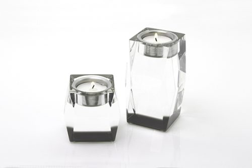 Alexandra Von Furstenberg - CANDLE VOTIVES SLATE GREY