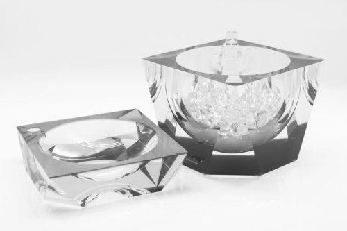 Alexandra Von Furstenberg - ICE BUCKET 2.0 IN SLATE WHITE