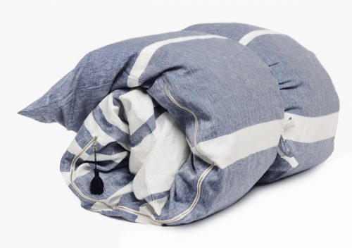 Hedgehouse Throw Bed-Majorca Blue Throwbed