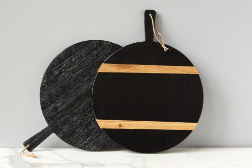 Europe 2 You-Black Mod Charcuterie Board, Medium