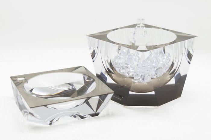 Alexandra Von Furstenberg - ICE BUCKET 2.0 IN BRONZE