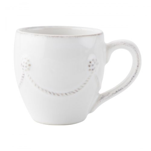 JULISKA Berry & Thread Whitewash Demitasse Cup