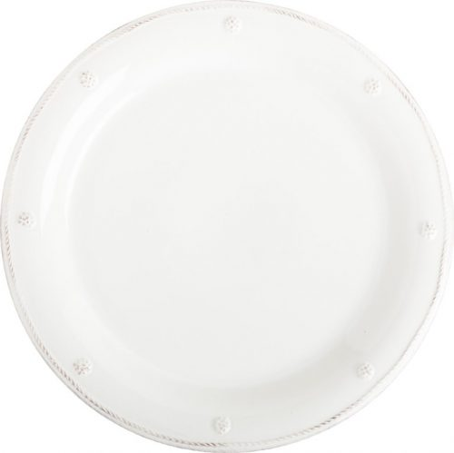 JULISKA Berry & Thread Whitewash Charger Plate