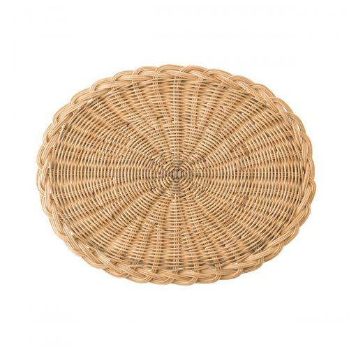 Juliska Braided Basket Oval Natural Placemat