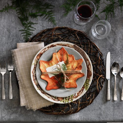 Juliska Willow Natural Placemat