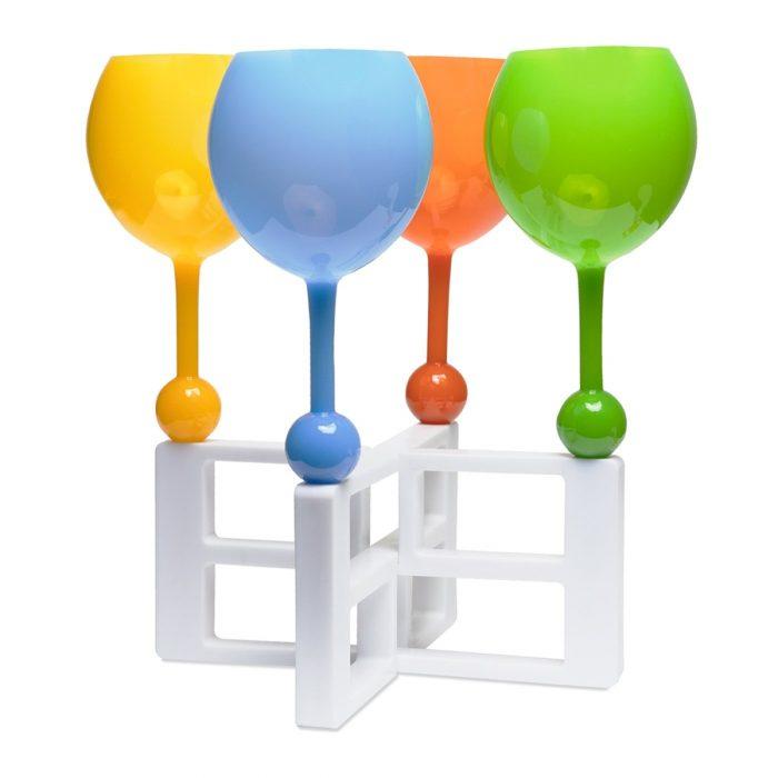 The Beach Glass-Snap Server Tray